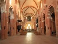 Restauro all'Abbazia di Chiaravalle della Colomba