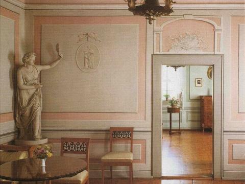 Dino Molinari - Decorazione di interni ed esterni
