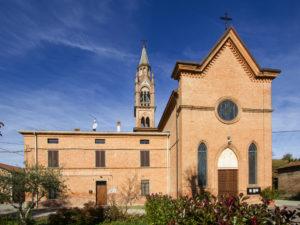 chiesa di bacedasco (vernasca) Piacenza