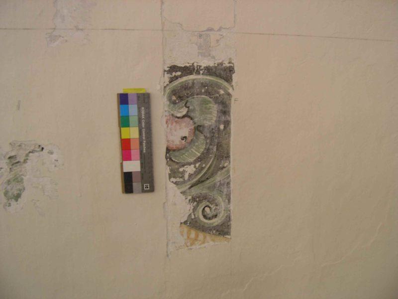 Le indagini stratigrafiche e stratigrafie sugli edifici tutelati