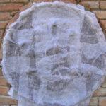 Restauro bassorilievo in cotto