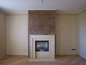Dipinti Murali Per Interni : Finiture murali per interni idee di pitture per interni